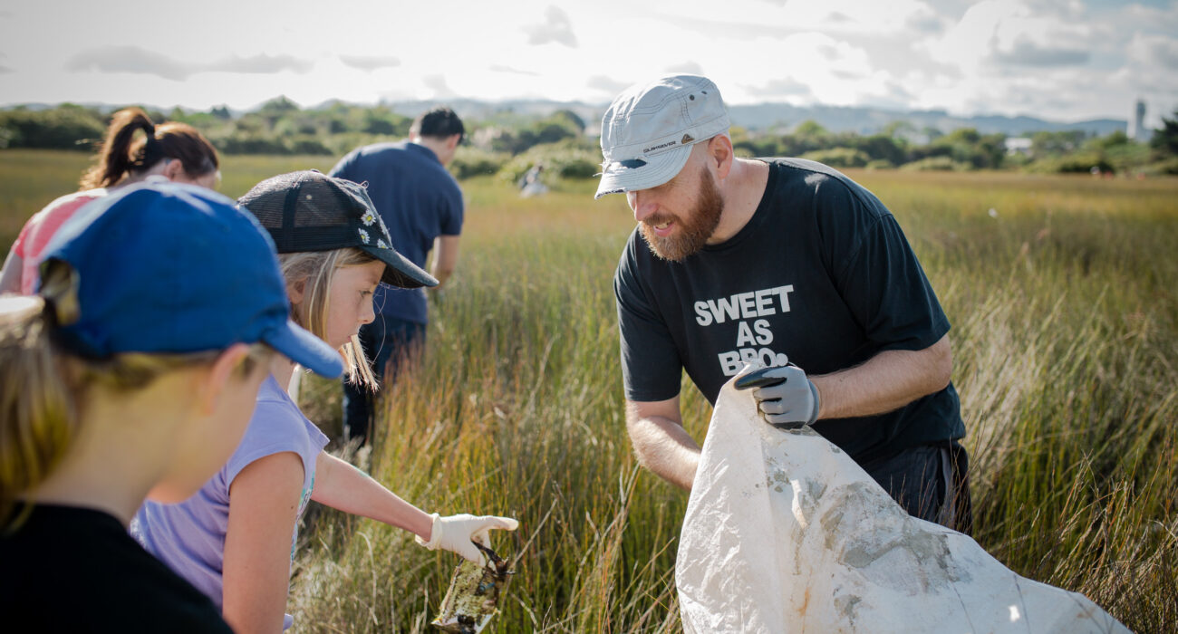 Lyc Drury Creek Clean Up With Auranga Webres 62